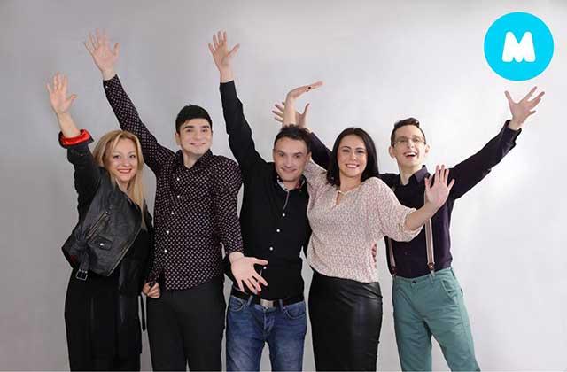 Mondenii team