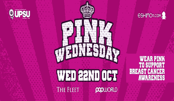 Pink Wednesday poster